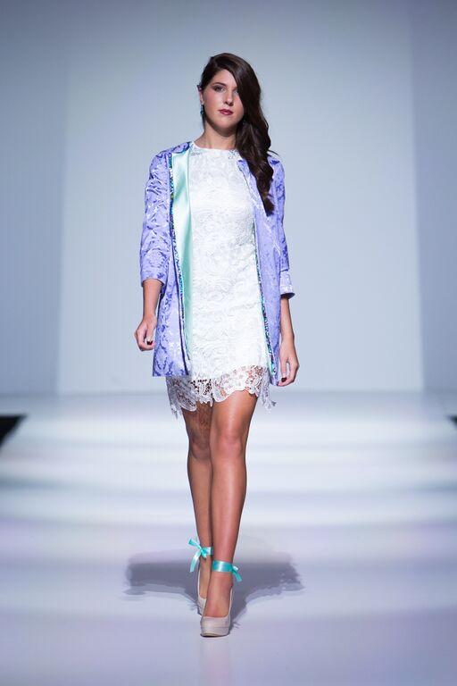Designer: Alesha Johnson  Model: Develop Model Management  Stylist: Garbos