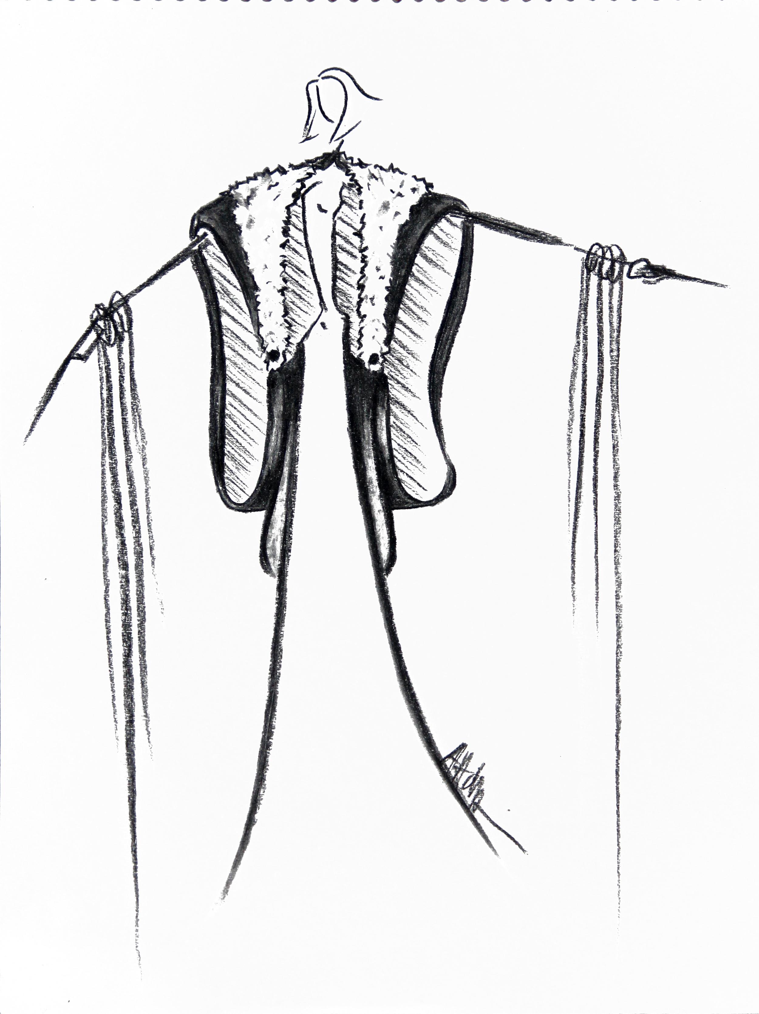 Kimono Sleeve Shrug illustration.JPG