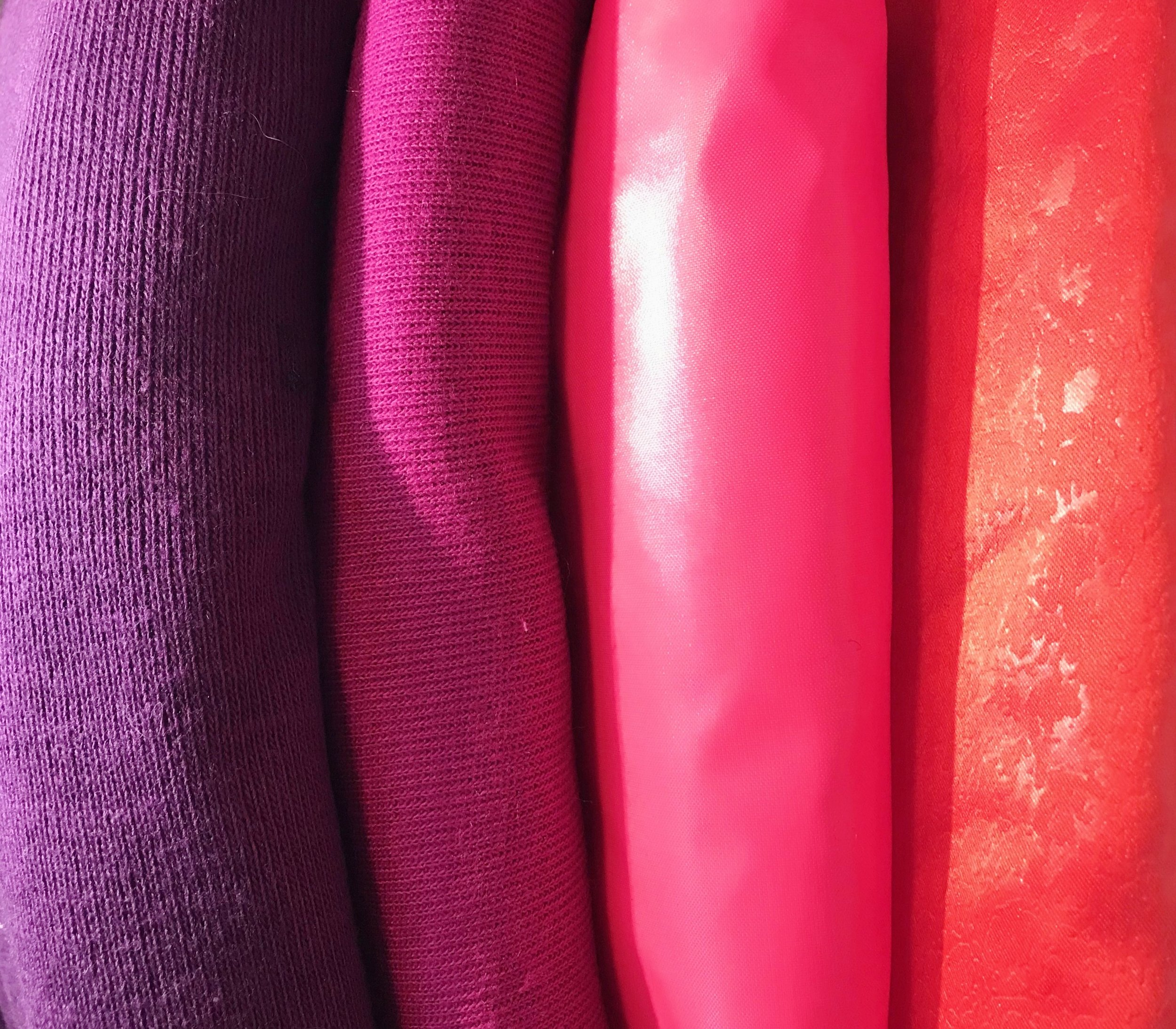 A sampling of solids for upcoming collection.