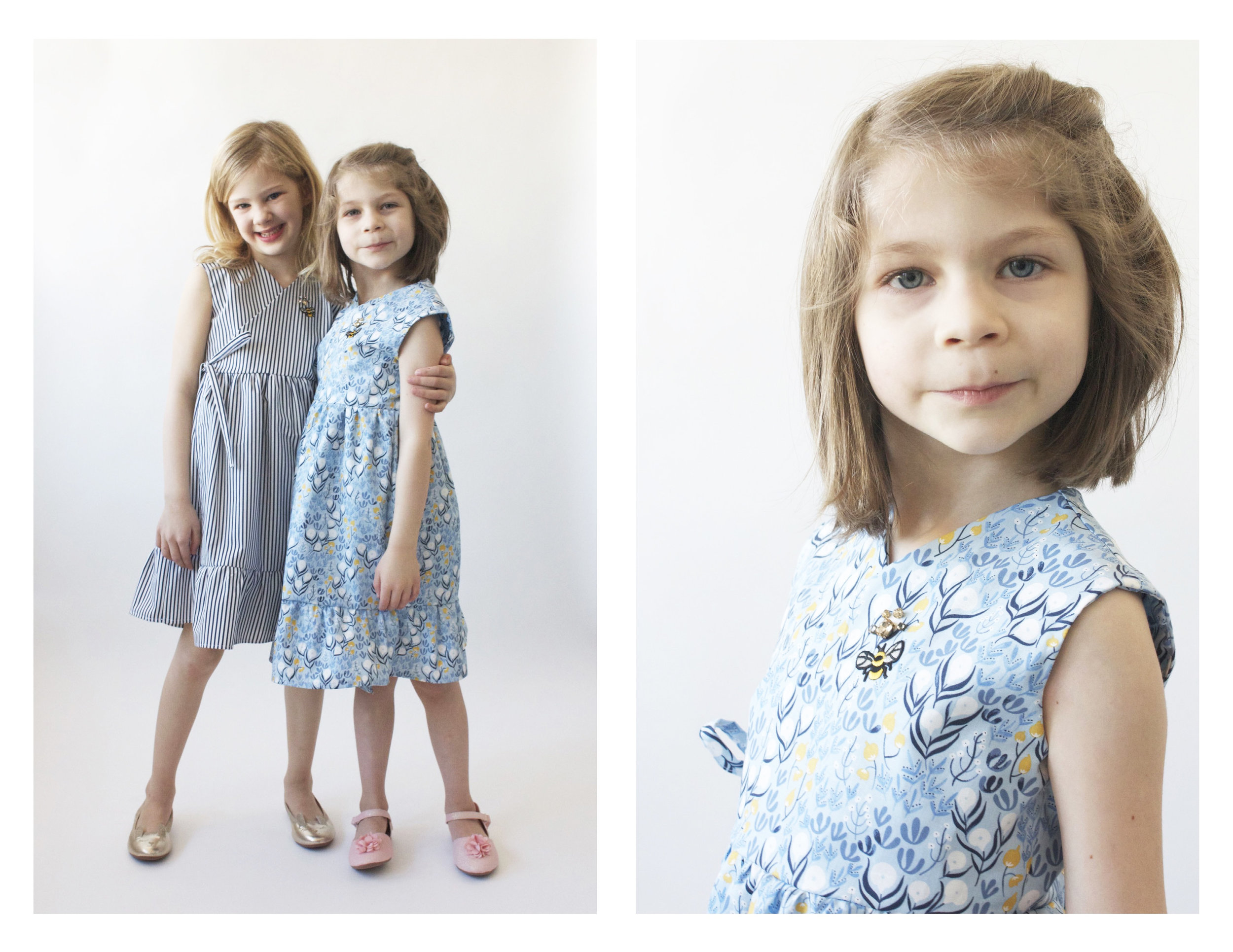 Current looks from Vivi's Spring Collection.