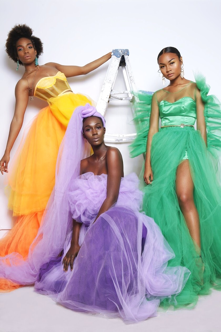 Kyrie Eleison Couture SS19