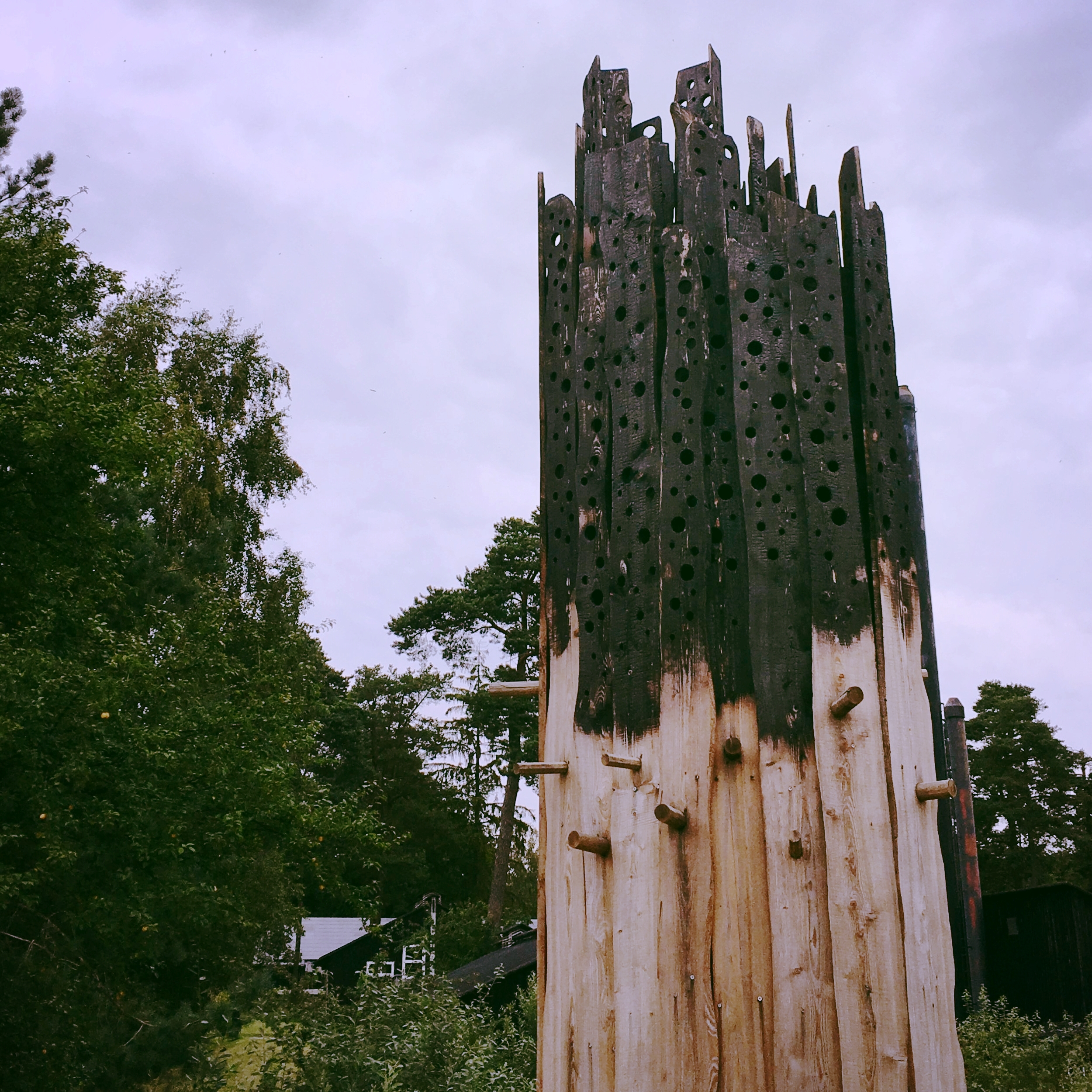 Forestry Sculpture