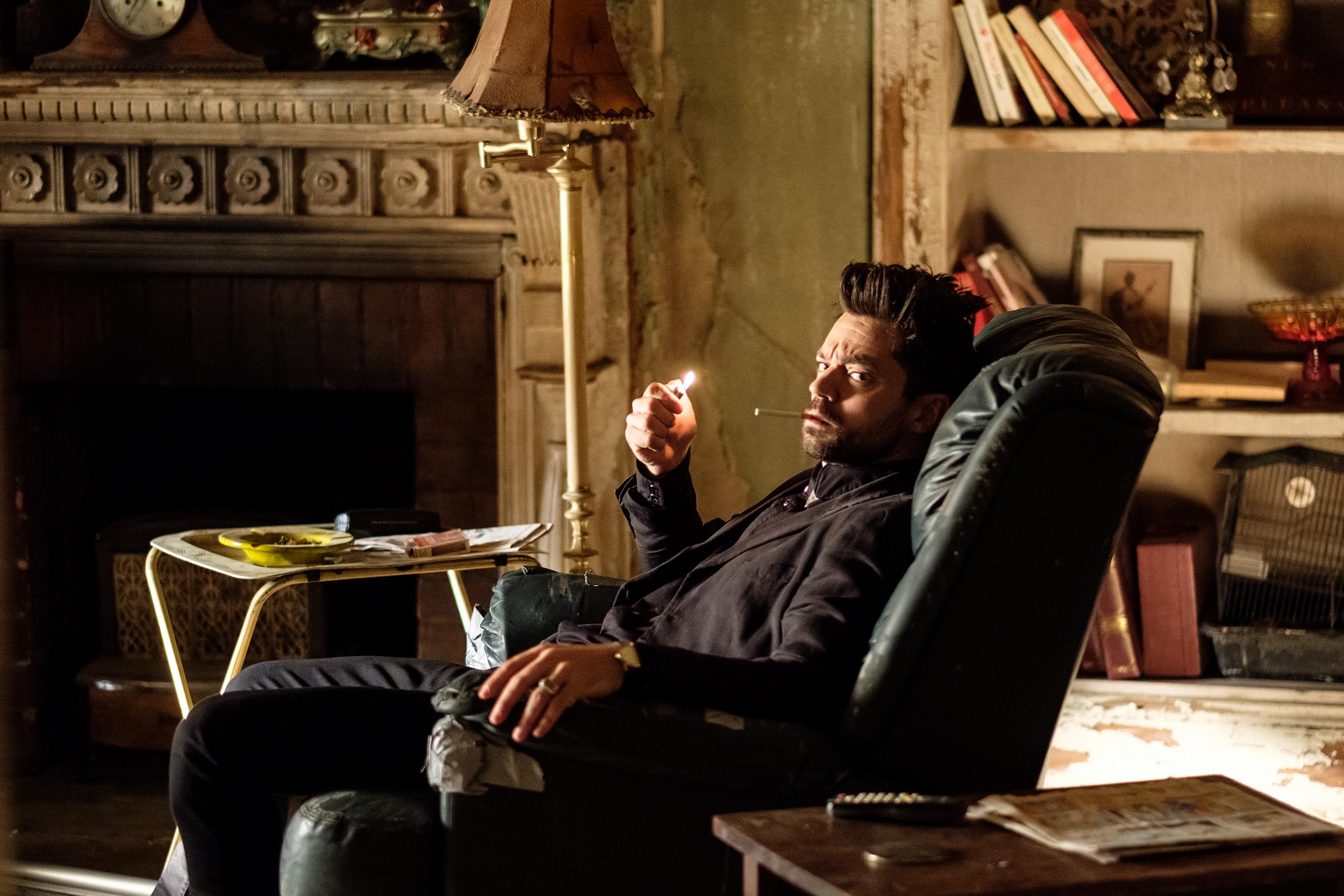Alfonso Bresciani/AMC/Sony Pictures Television