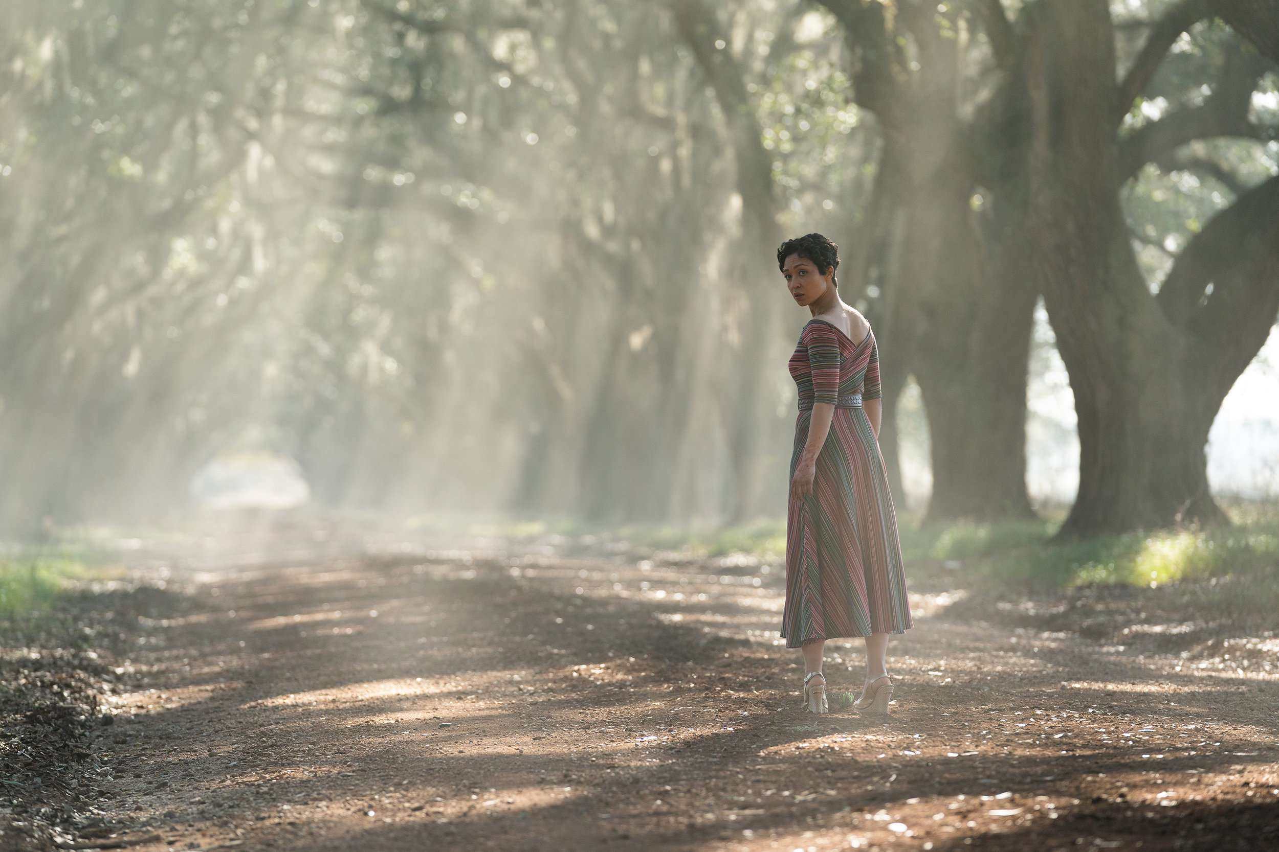 Ruth Negga as Tulip O'hare. Photo: Alfonso Bresciani/AMC/Sony Pictures Television