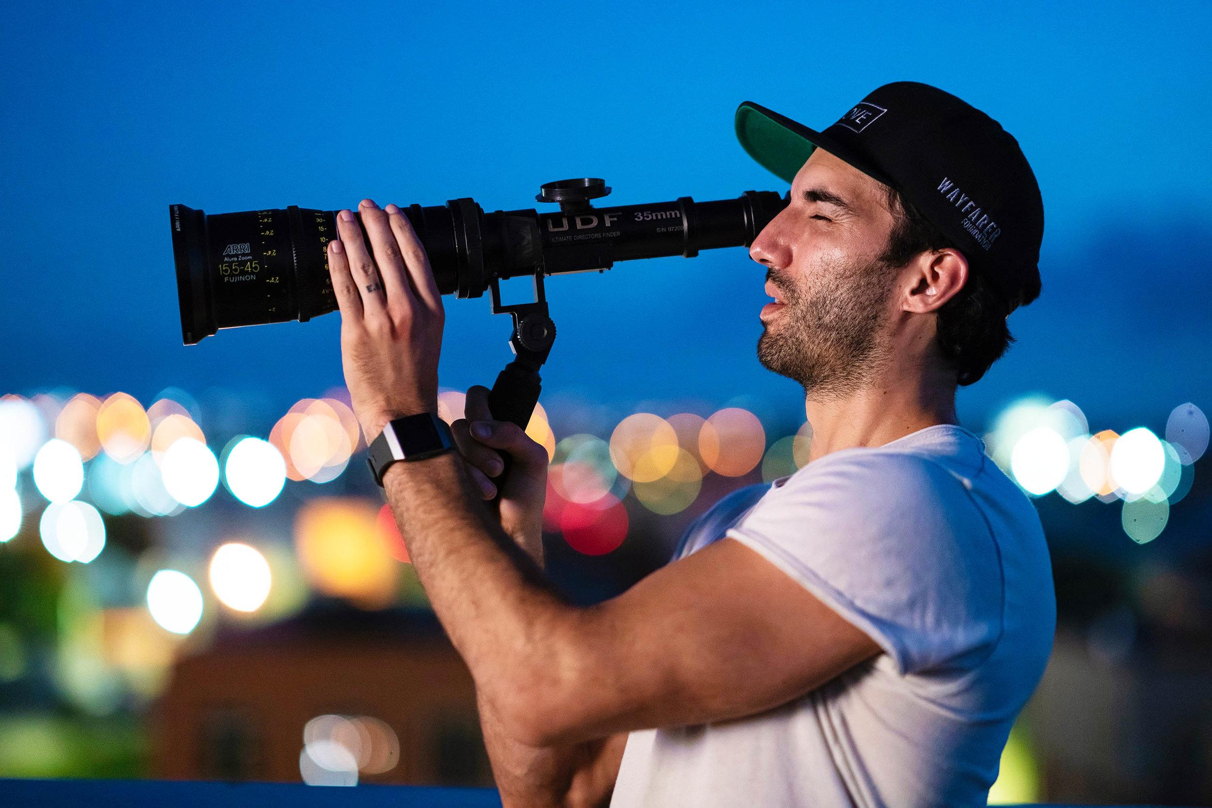 Five Feet Apart Director Justin Baldoni.  Alfonso Bresciani/CBS Films