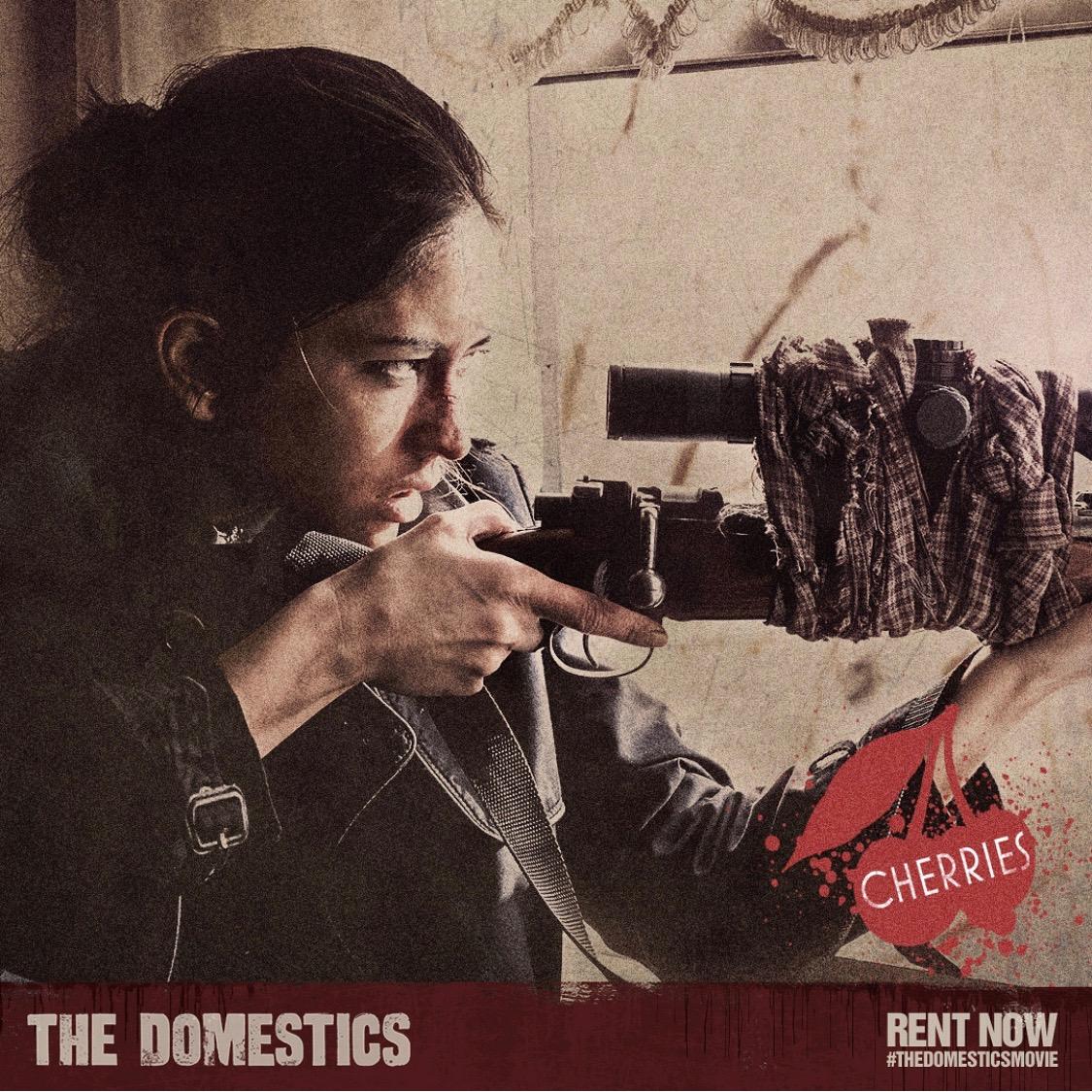 The Domestics - Sonoya Mizuno  Alfonso Bresciani/MGM Studios