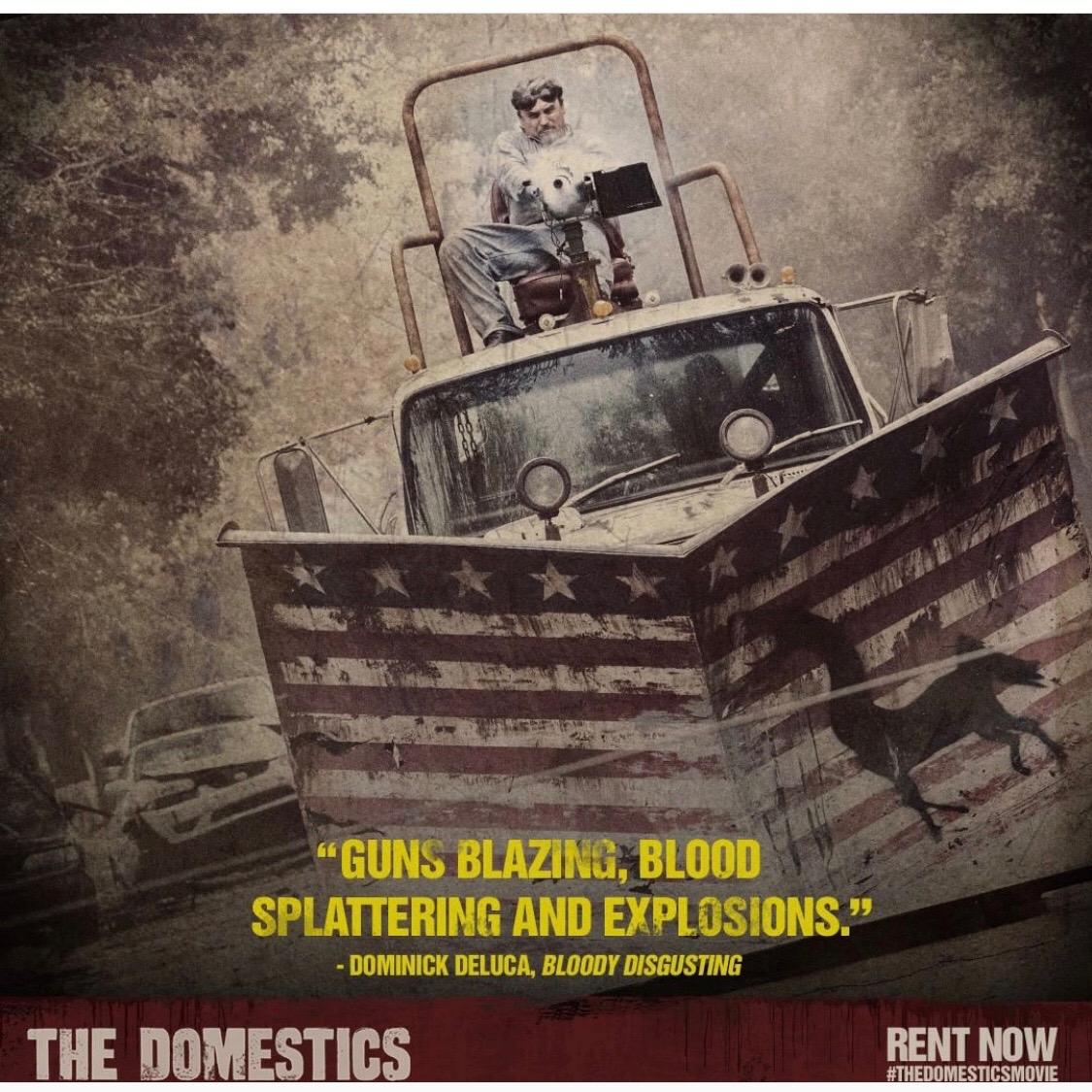 The Domestics  Alfonso Bresciani/MGM Studios