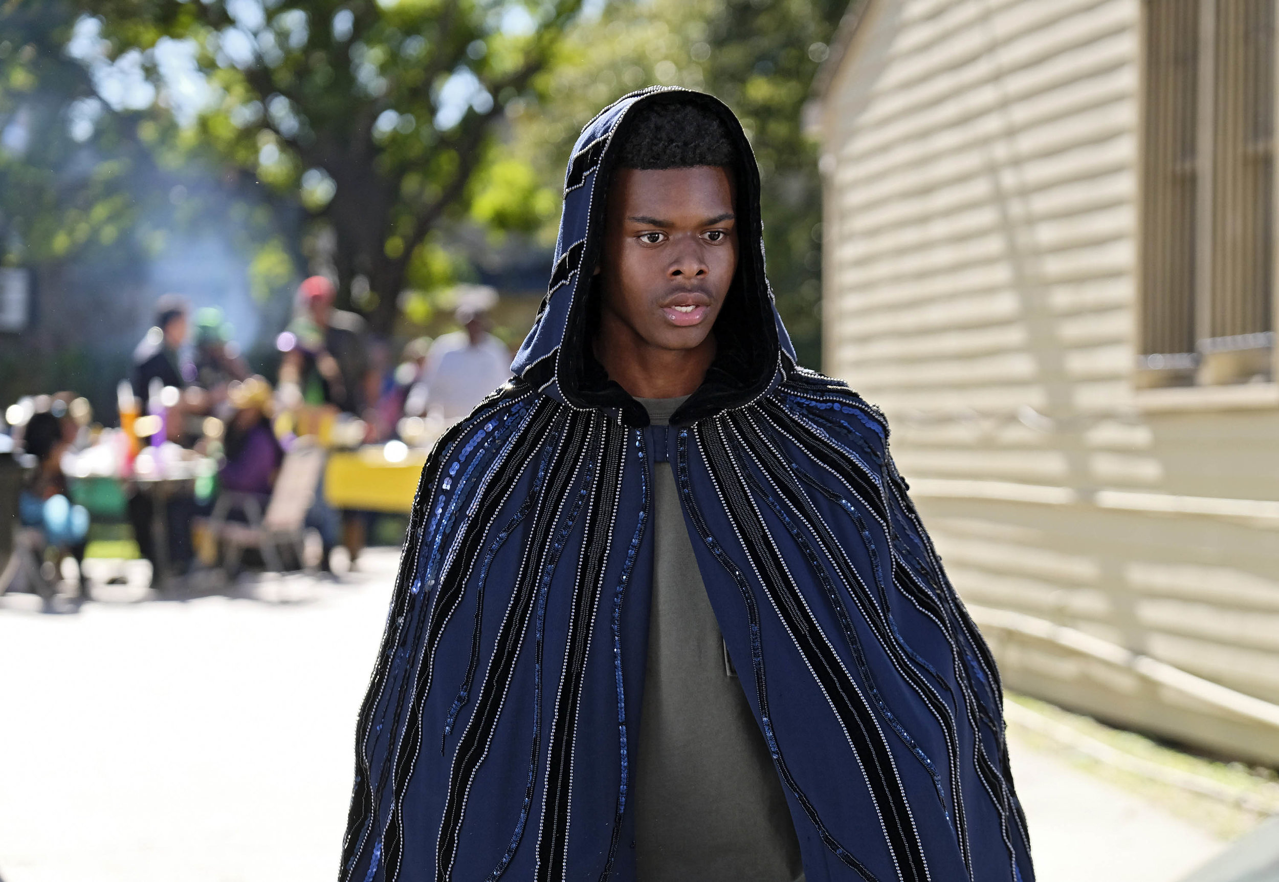 Aubrey Joseph as Tyrone Johnson.   Alfonso Bresciani/Freeform