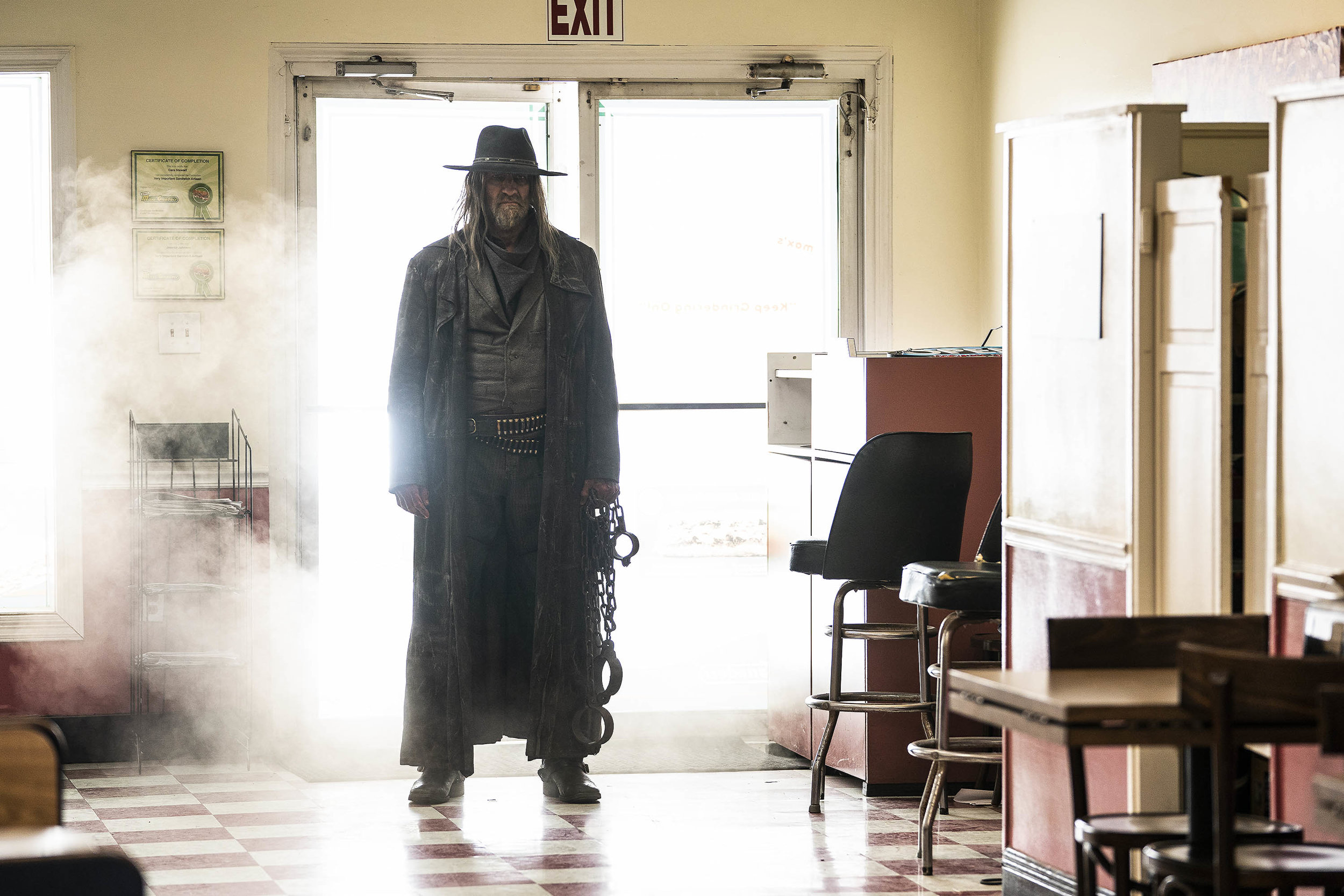 Graham Mc Tavish as Saint Of Killers
