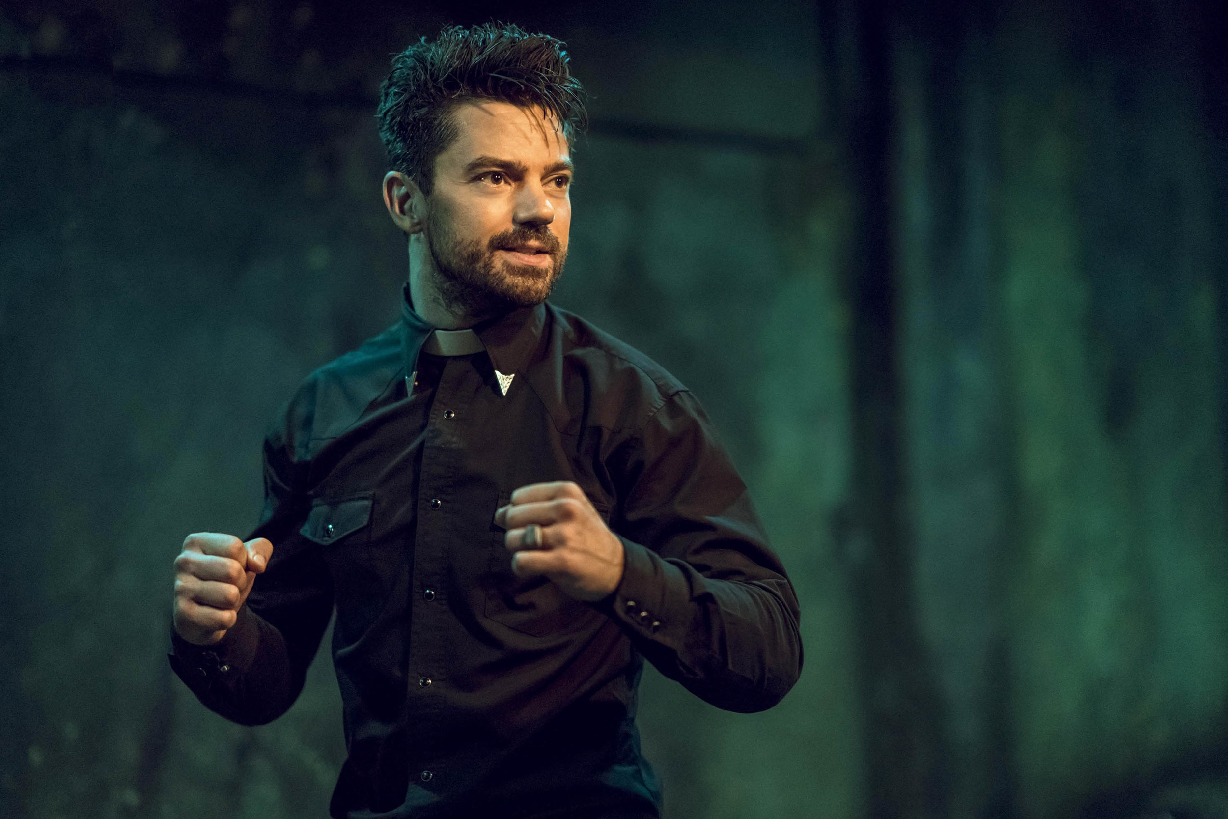 Dominic Cooper as Jesse Custer.