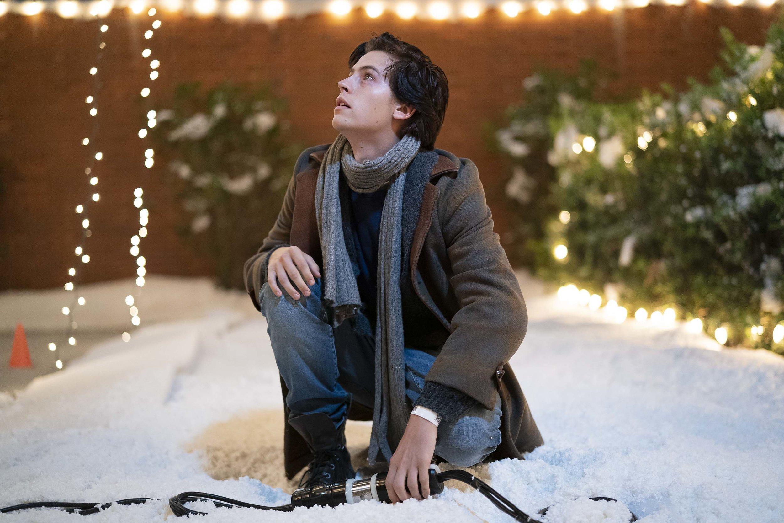 Cole Sprouse  Alfonso Bresciani/CBS/Lionsgate