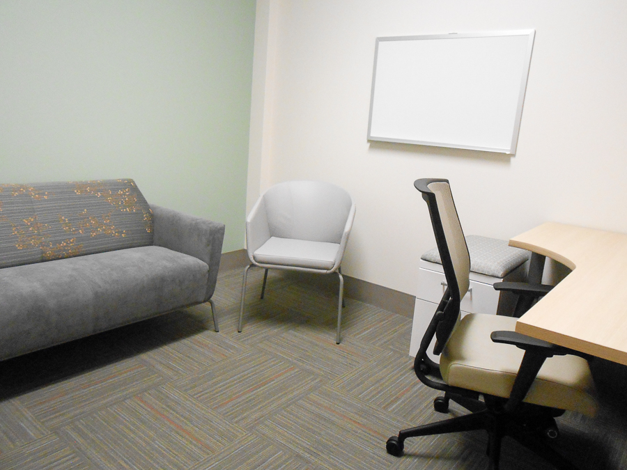 Mental Health Counseling Room
