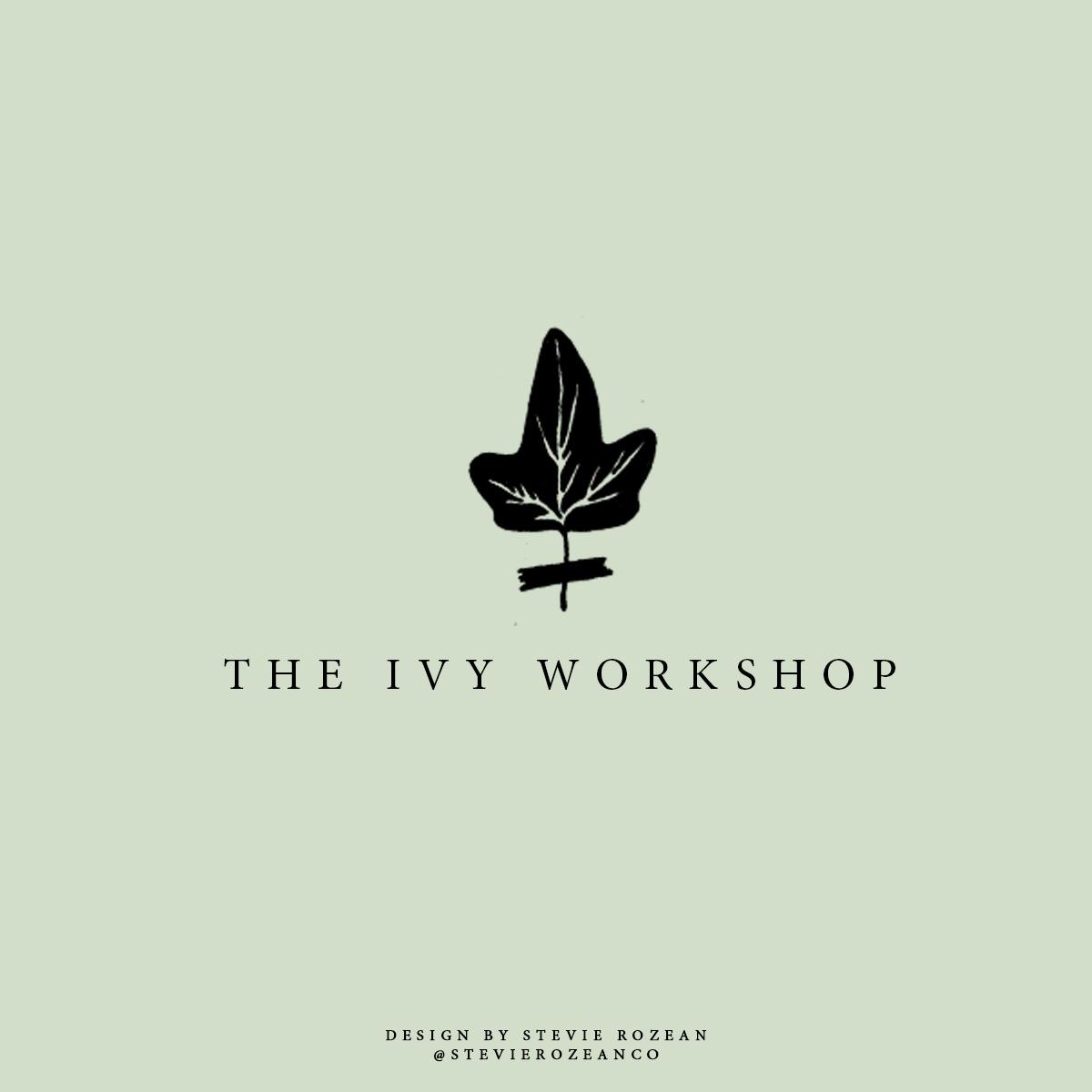logo design for photography workshop. flower workshop logo.jpg