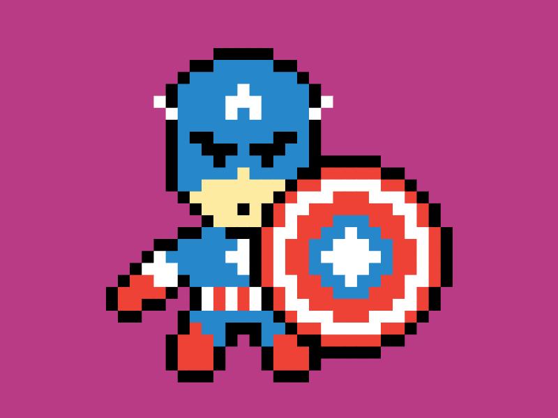 Pixel Captain America.png