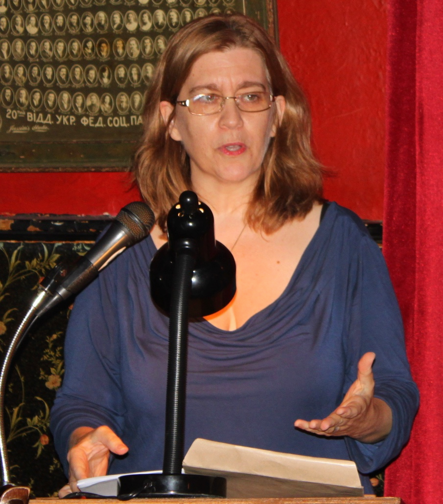 Julia Barclay-Morton