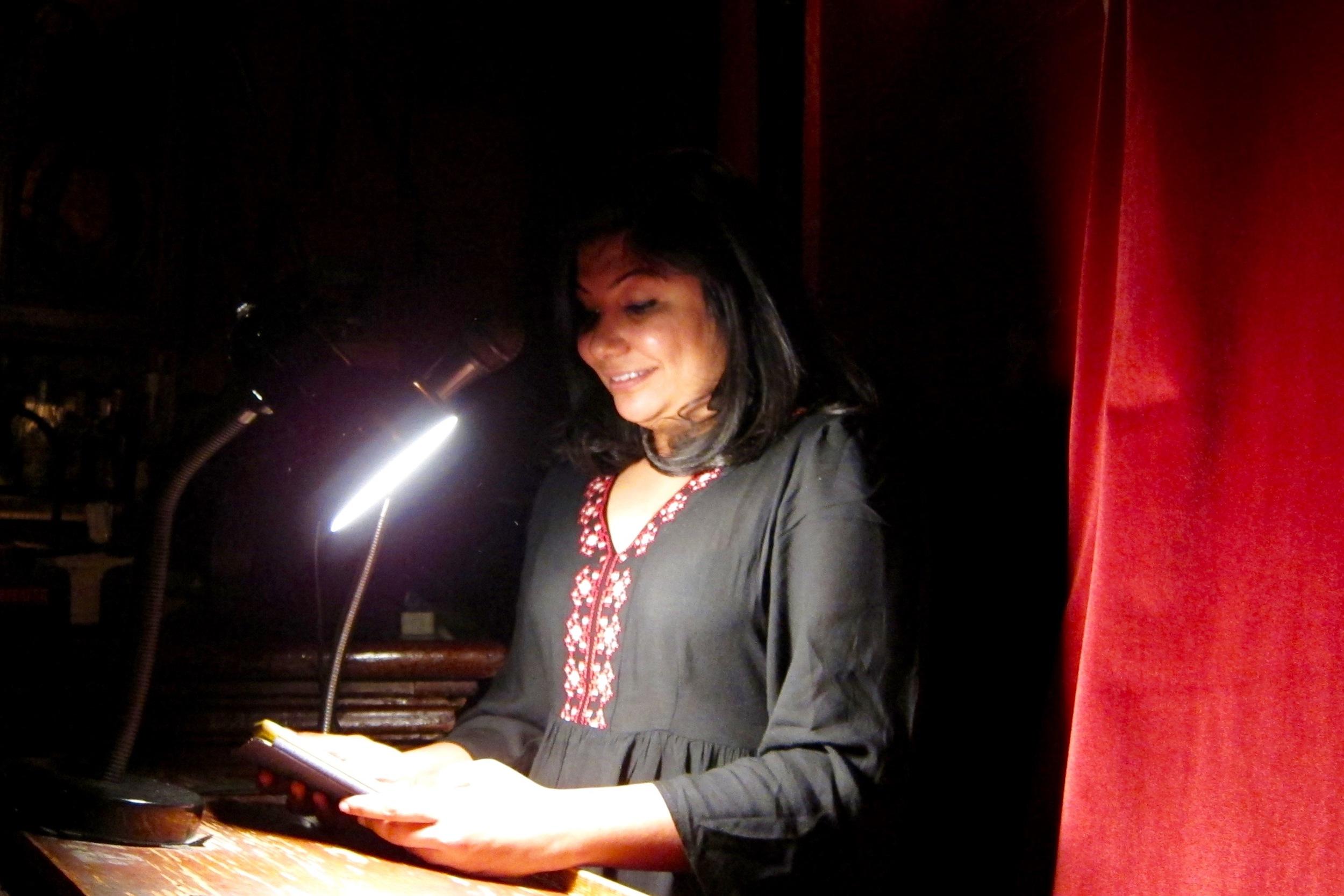 Aurvi Sharma