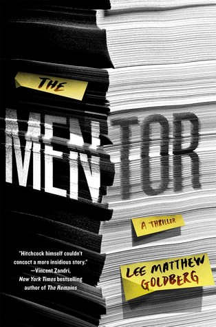 The Mentor by Lee Matthew Goldberg