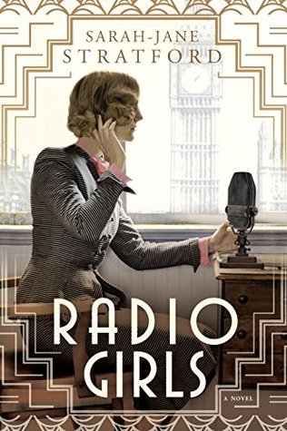 Radio Girls by Sarah-Jane Stratford
