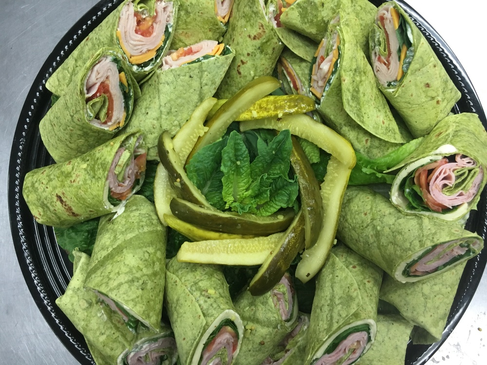 Simple Delivery - Perfect for meetings and Friday appreciation lunches. See menus below.