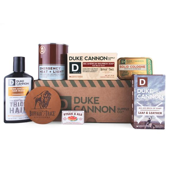 Duke Cannon Grooming - SHOP HERE