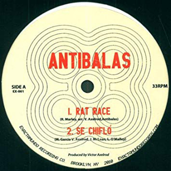Antibalas - Rat Race / Se Chiflo