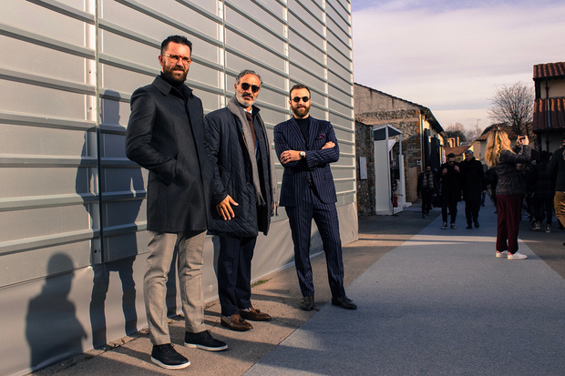 Max Feldman, Victor Mizrahi & Maximiliano Villegas