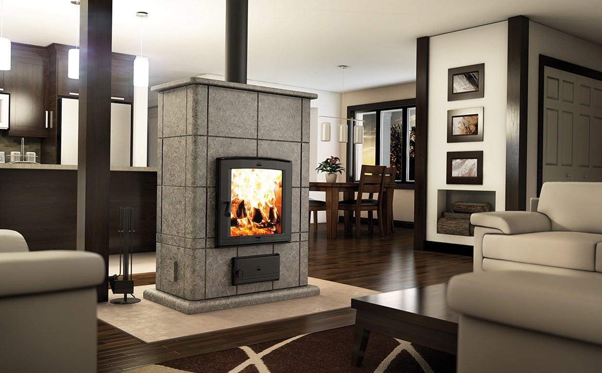 FM400 Mass Fireplace