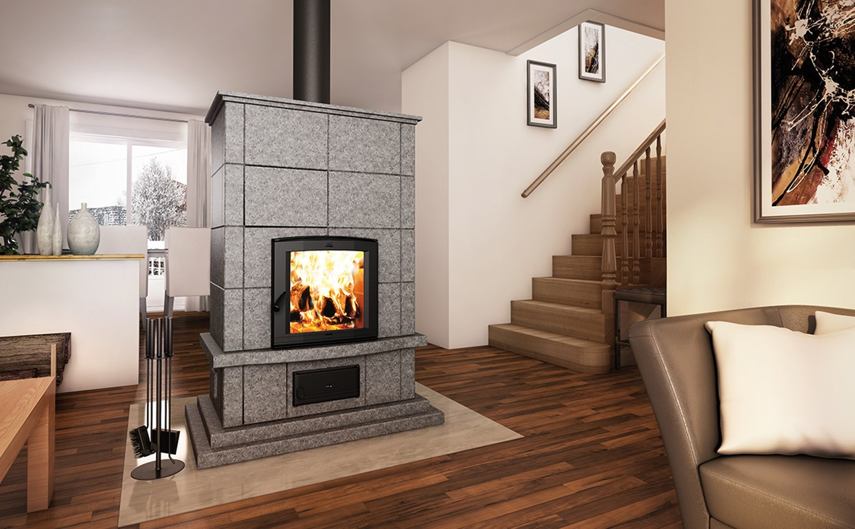 FW1000 Mass Fireplace