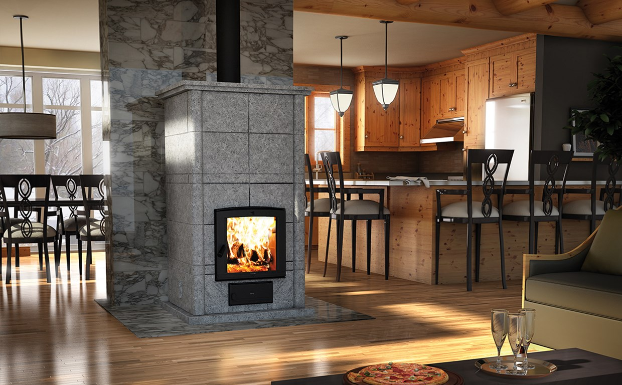 FM1200 Mass Fireplace
