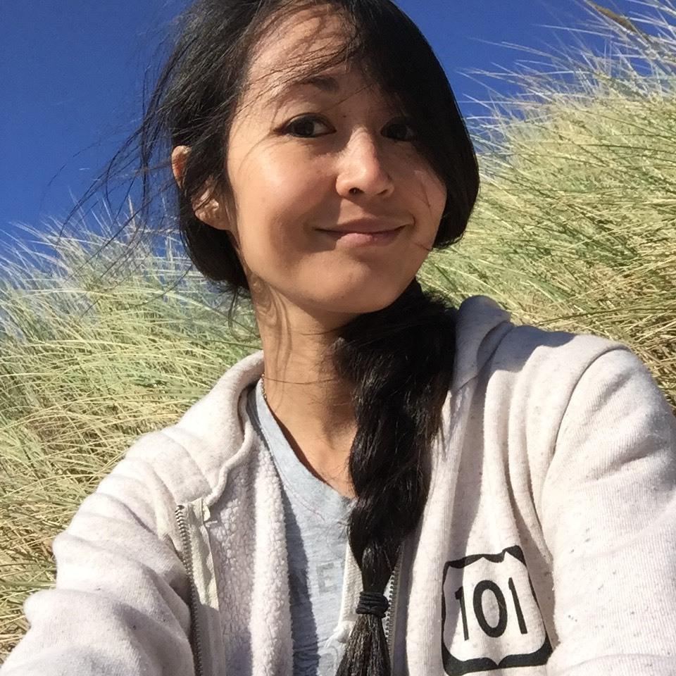 Olivia Lee, Marine Biologist (Remote worker)
