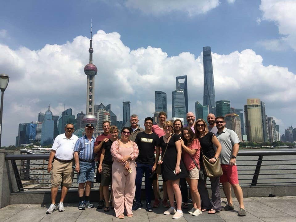 KATE AMES ON HICKORY FLATS PRODUCT SOURCING TRIP IN CHINA 2018.