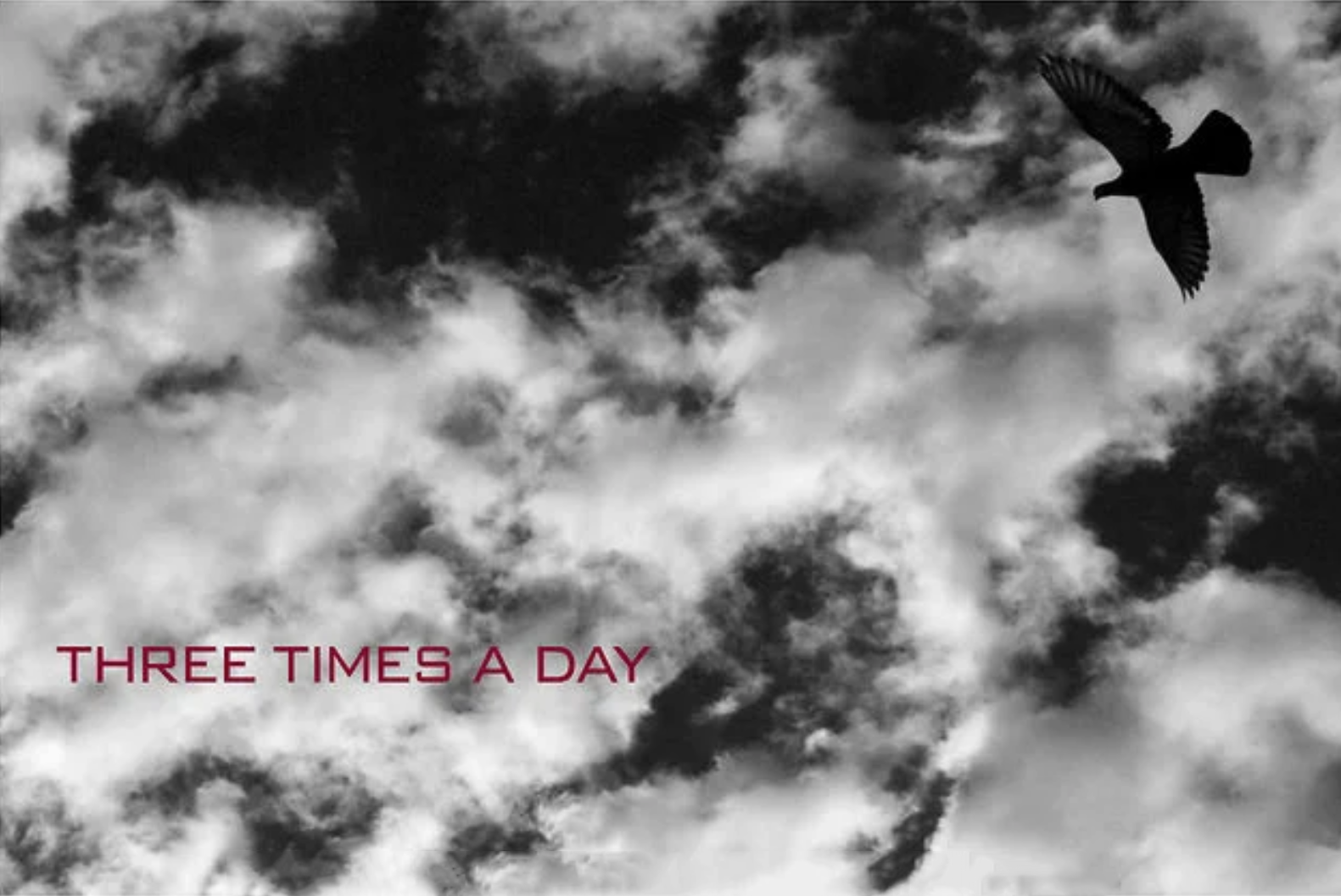MULTIMEDIA PIECE: THREE TIMES A DAY