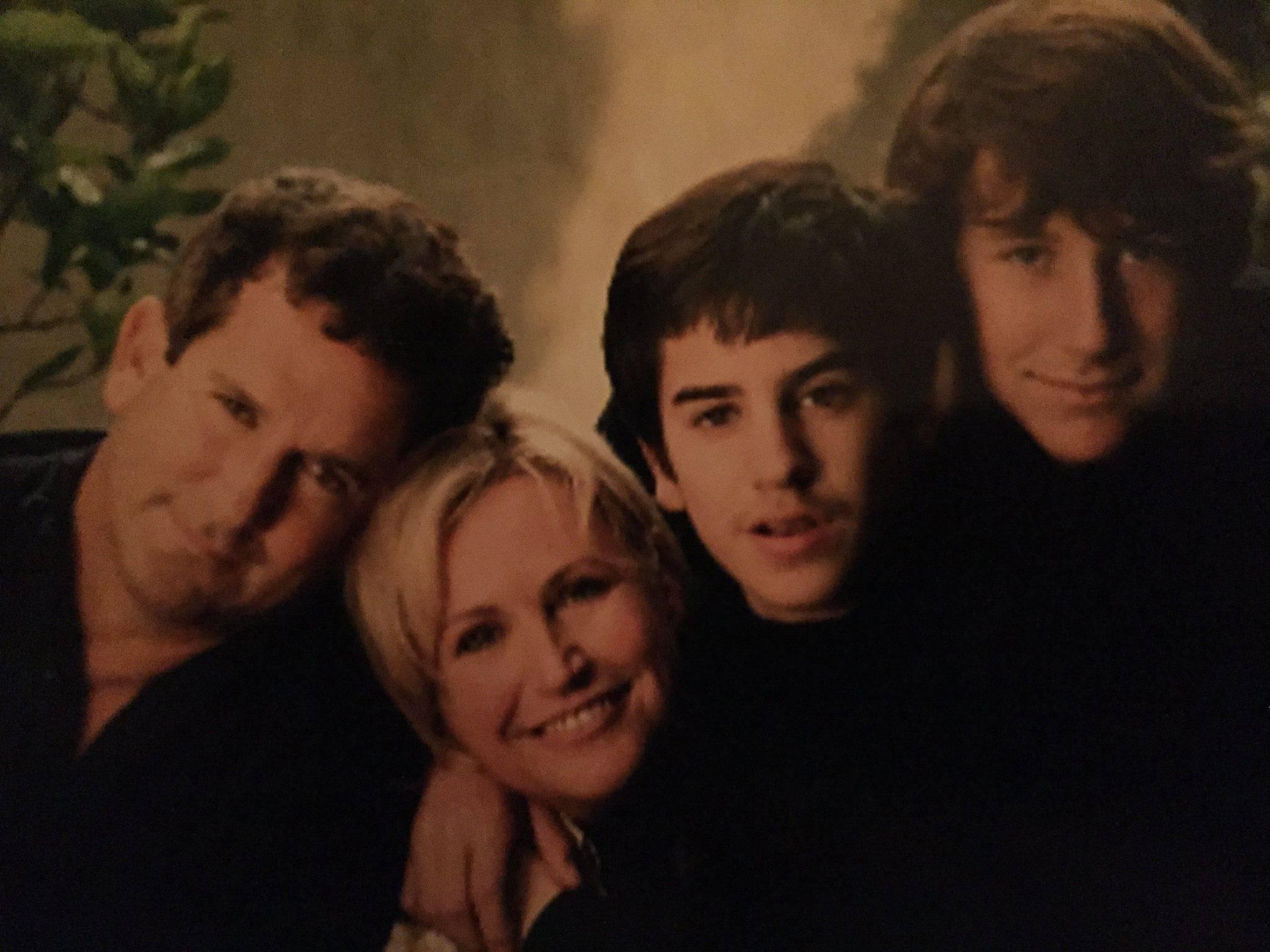 Bill, Rose, Justin and Sam