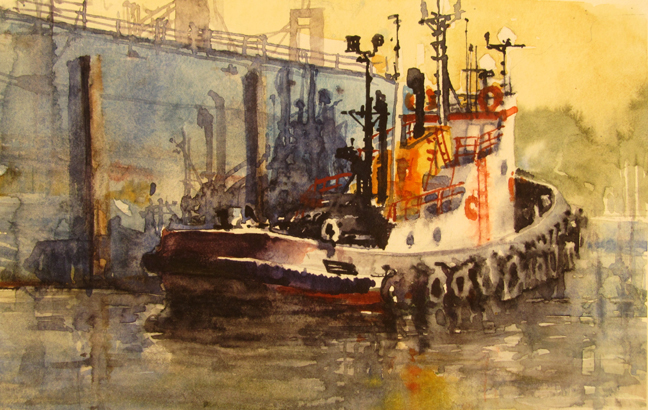 Dry Dock Study