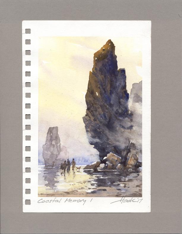 SOLD  186-38  Coastal Memory 1