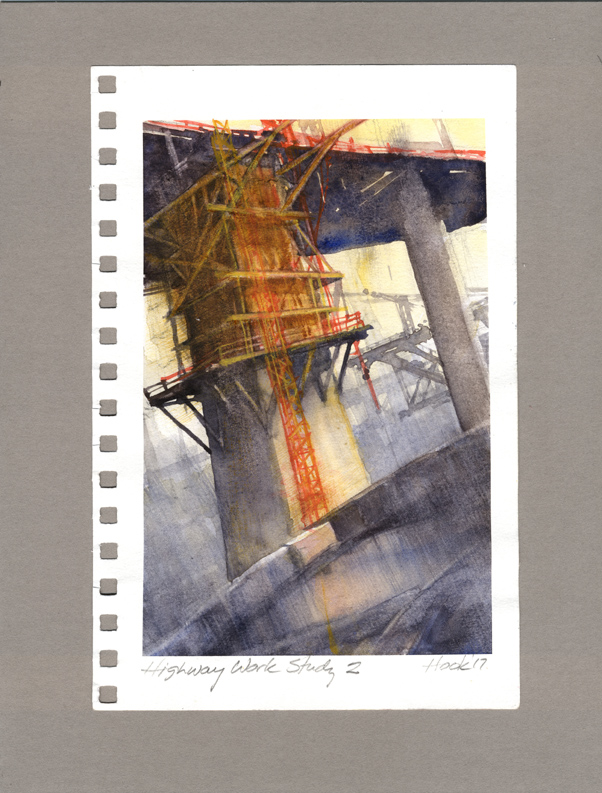 SOLD  186-47  Highway Work Study 2