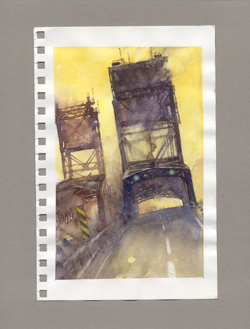 Bridge Study 7  Everett