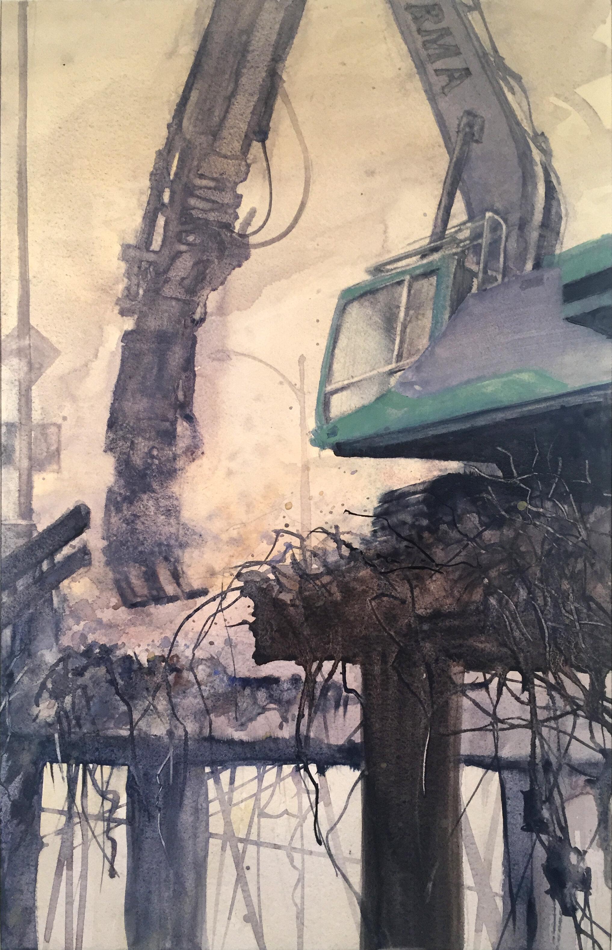 Demolition Series 11