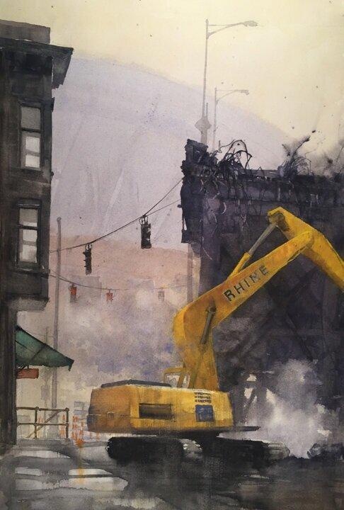 Demolition Series 3