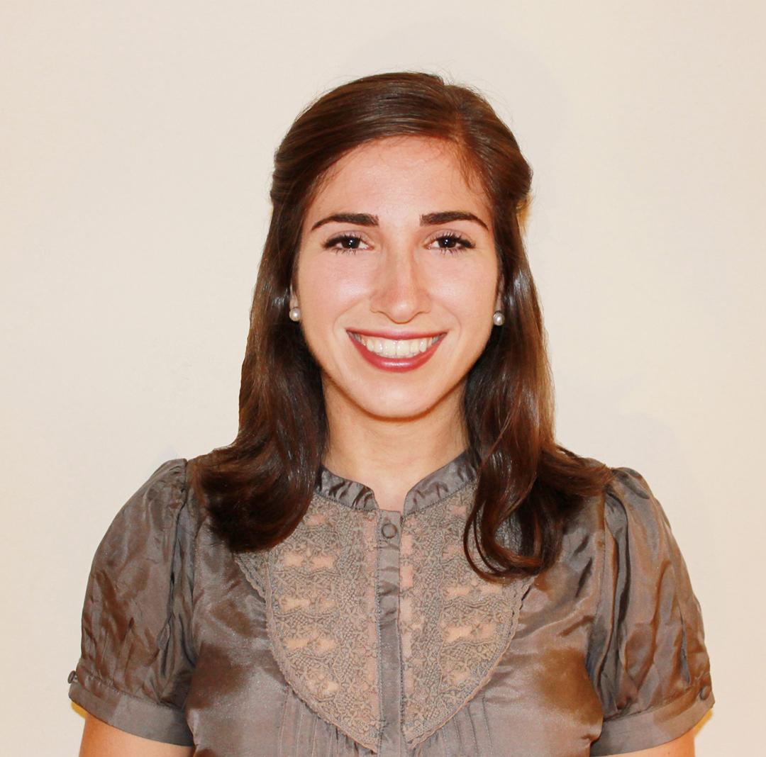 Parinaz Fozouni: Graduate Student