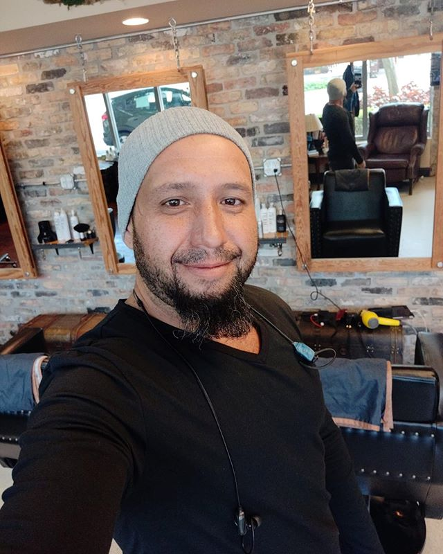 🏍 Meet The Stylist: FREDDY 🏍 Freddy @freddydastylist is one of our newest team members quickly building his portfolio with amazing talent 👏🏼 From natural to fantasy Freddy can create amazing hair art 🌈 Get to know him:. 👾 Freddy's favorite service is color, specifically blondes 🐰 👾 His favorite in-salon product is @olaplex No. 3 treatment and @unite_hair #7secondmasque . 👾 Freddy aspires to be a platform artist educator 👨‍🏫 . 👾 When he is off the clock you can find him reading a book or watching a movie 🍿  Considering keeping coloring fresh and natural? Call for a [[FREE]] consultation with Freddy Friday through Tuesdays 👌🏼