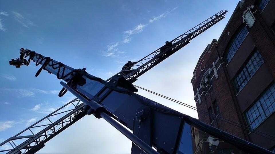 chicago camera crane