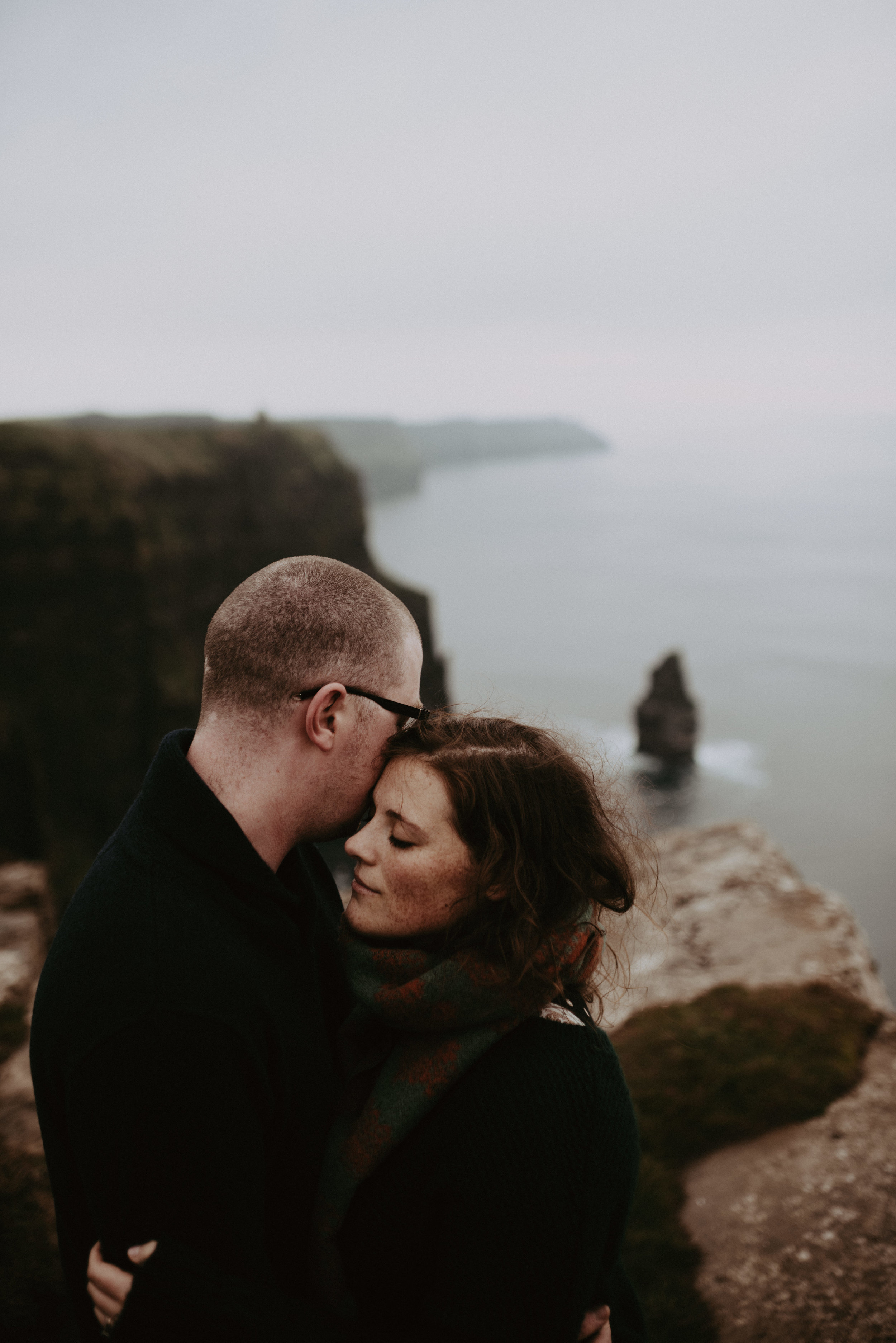 Cliffs of Moher Engagement