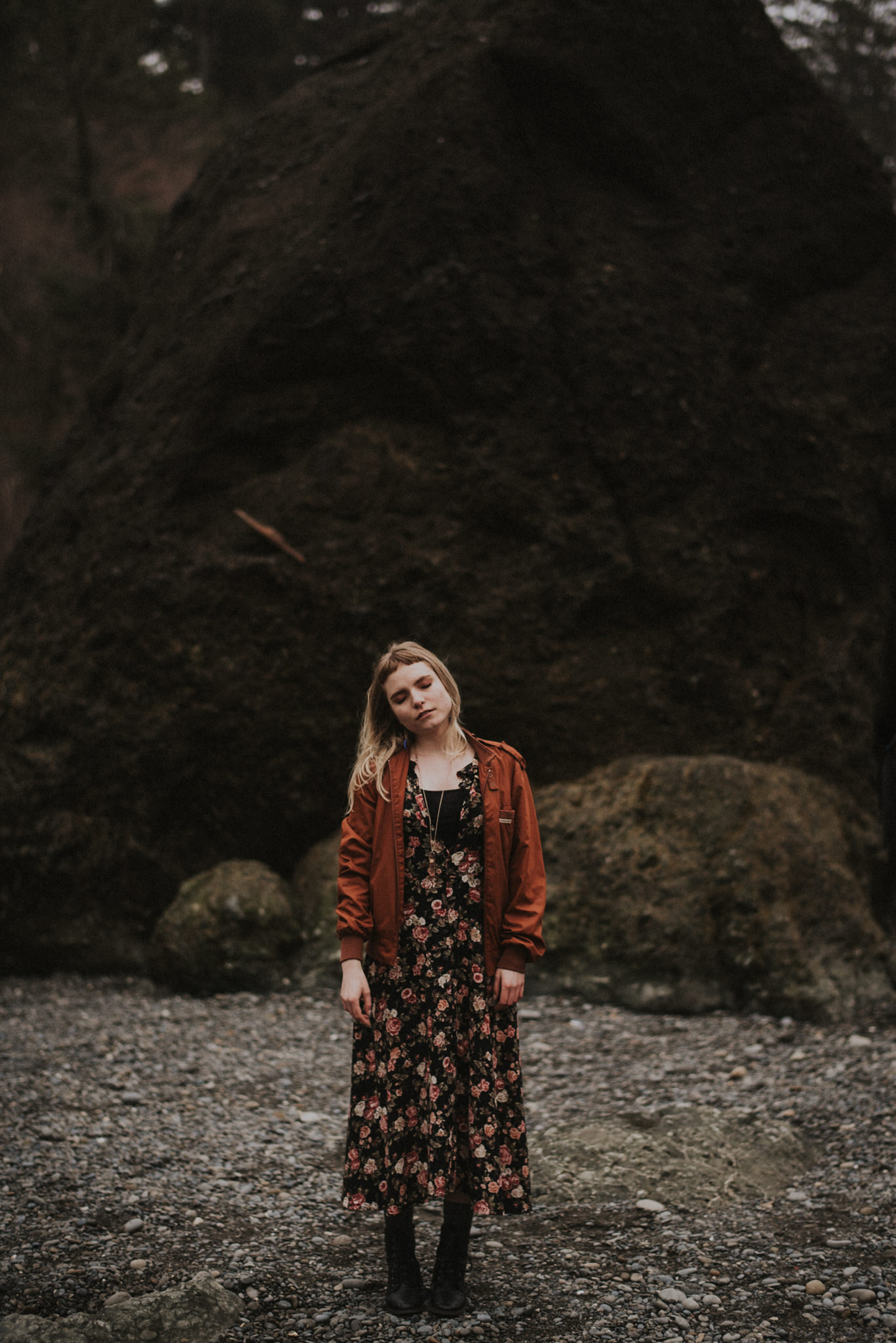 Ruby Beach Portraits
