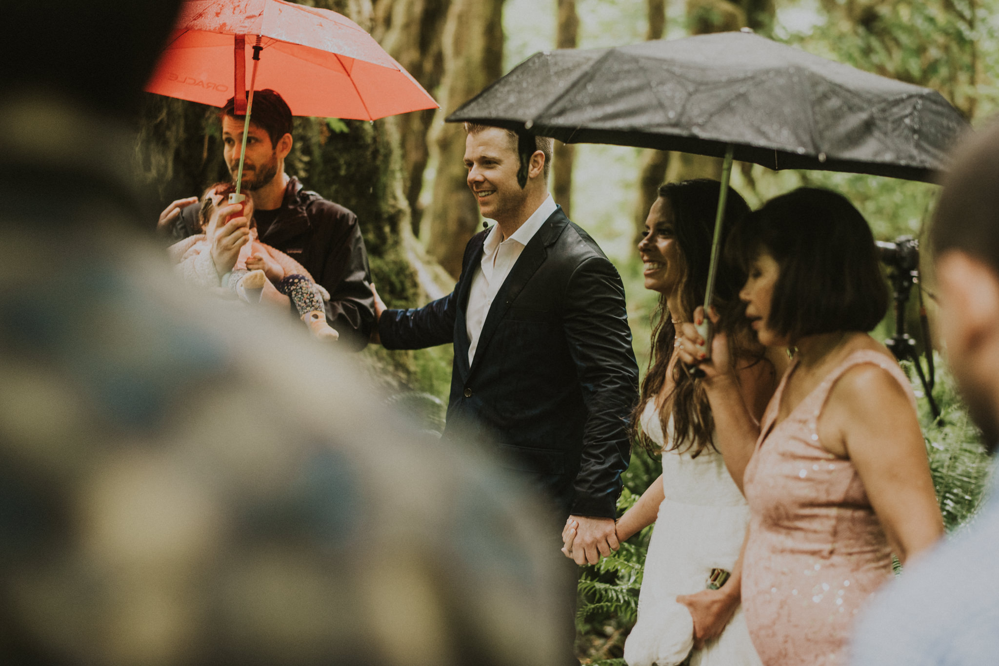 Rainforest Elopement