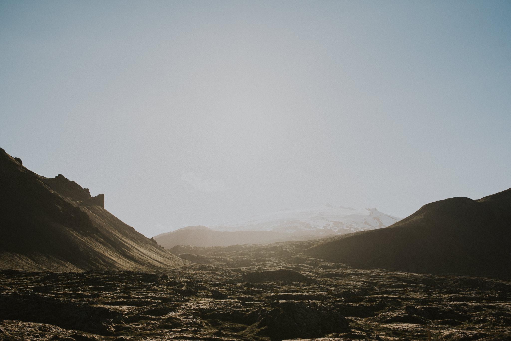 Iceland Red Sand Beach
