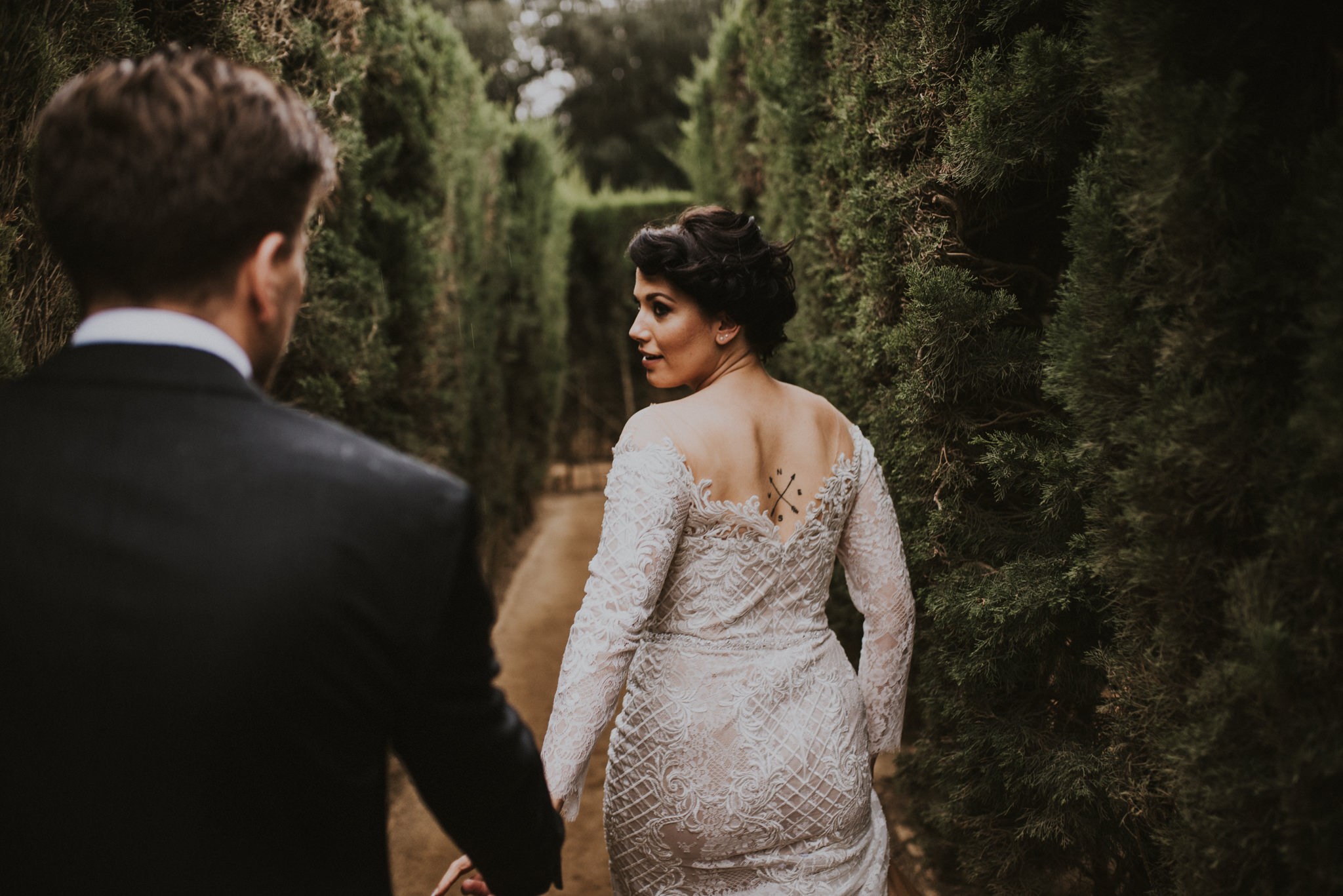 Barcelona Elopement Photographer