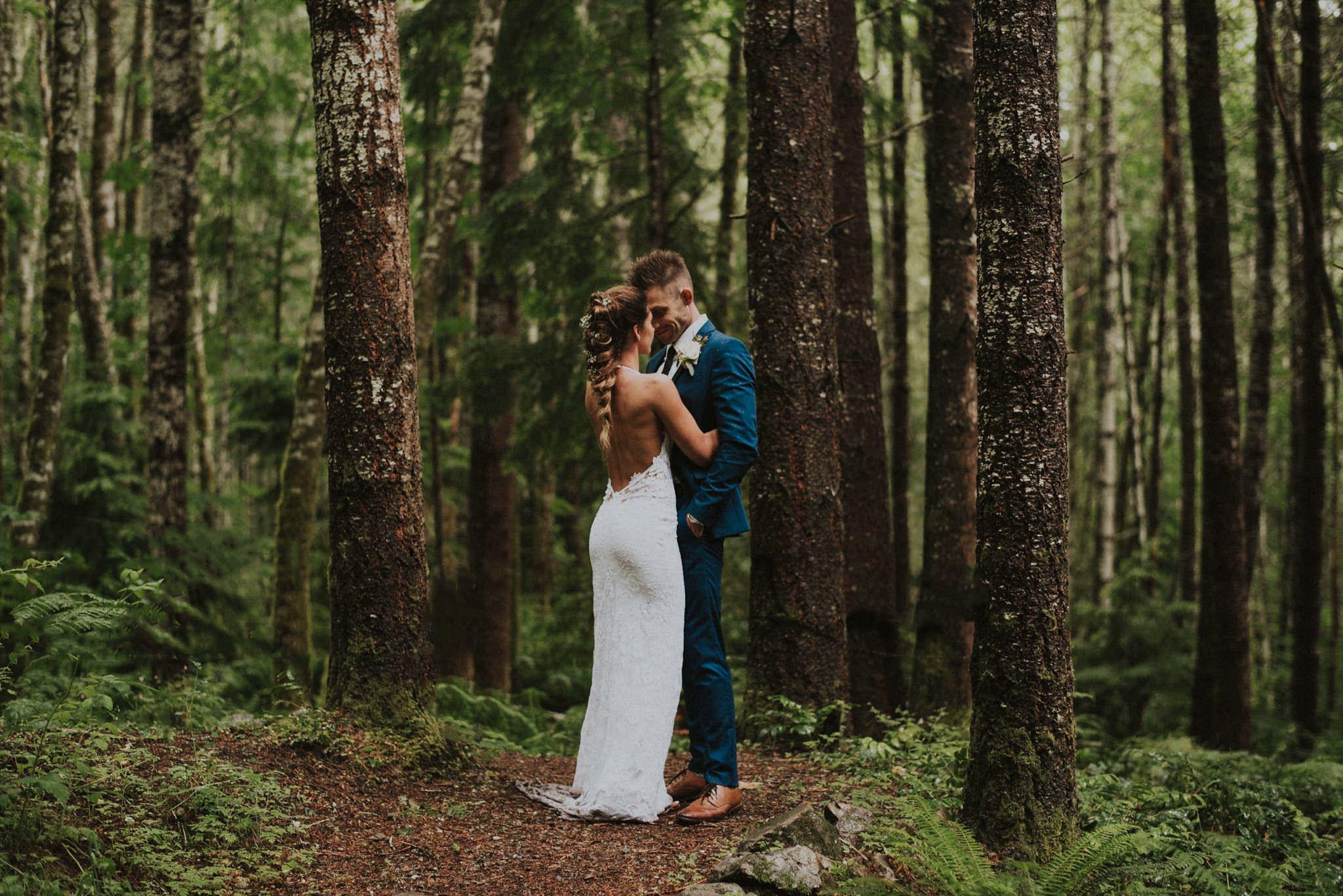 Lauren & Tyler - Washington