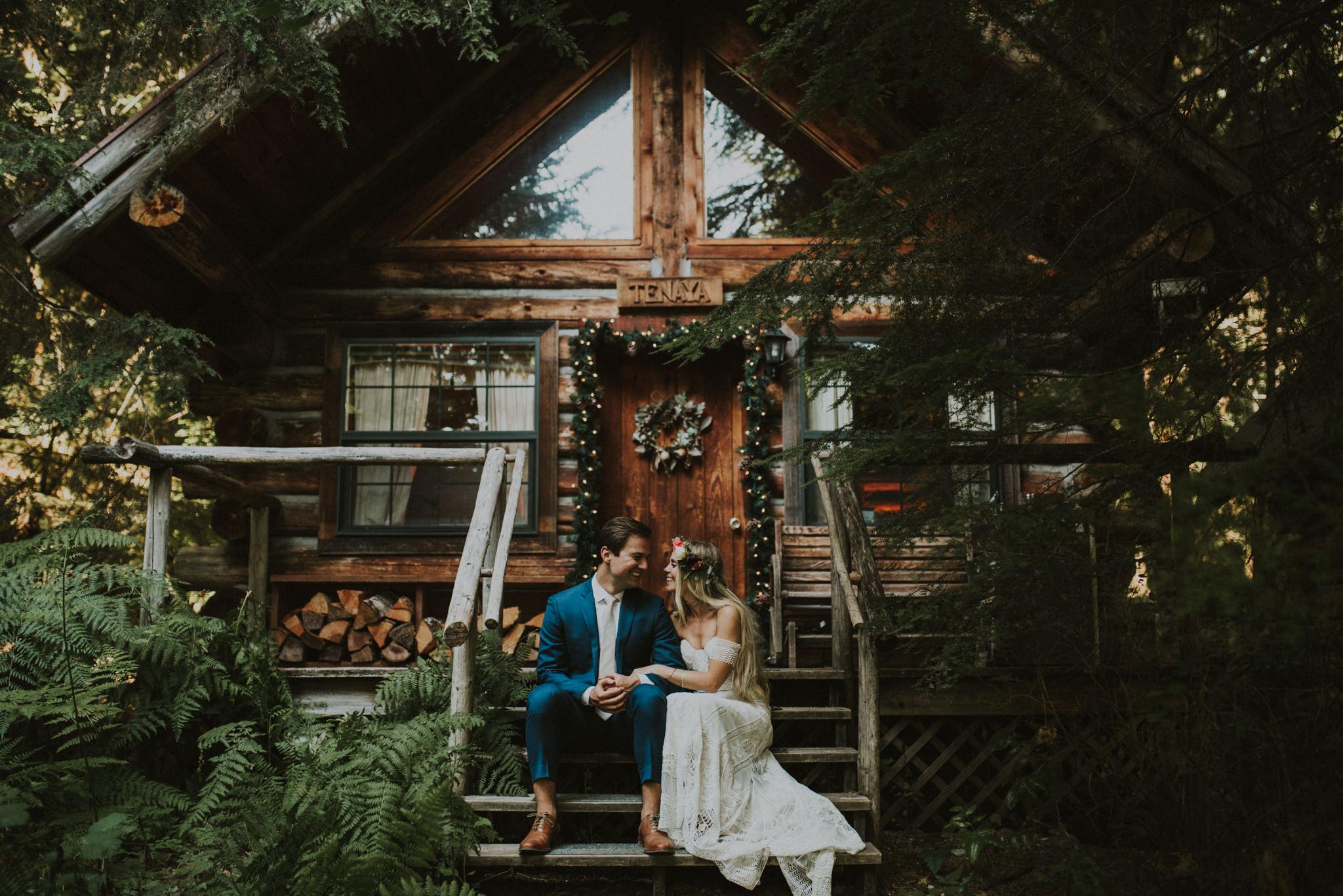Laurel + Benton - Washington