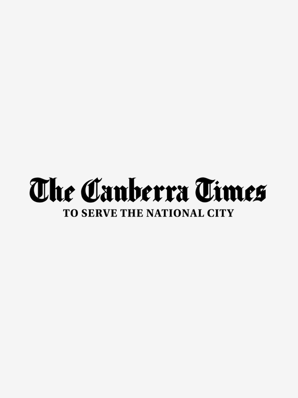 The Canberra Times: Sept 2019